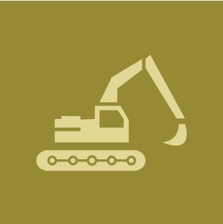 Прокладка дренажа и земляные работы