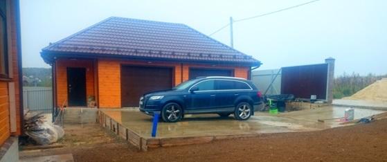 Проведение комплекса мероприятий по благоустройству территории в деревне Алексеевка Чеховского района