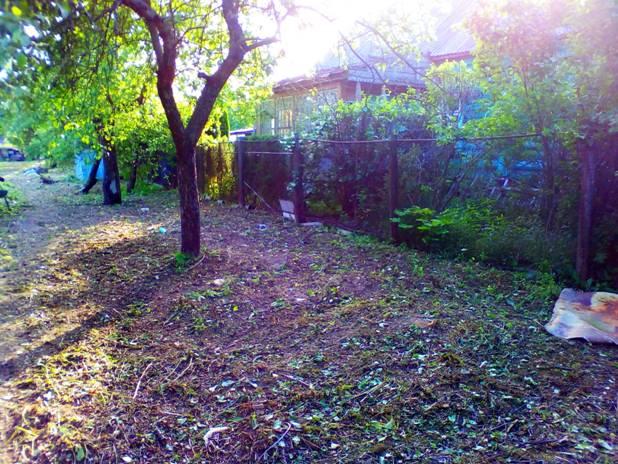 Покос травы, расчистка захламленного участка в Домодедовском районе.