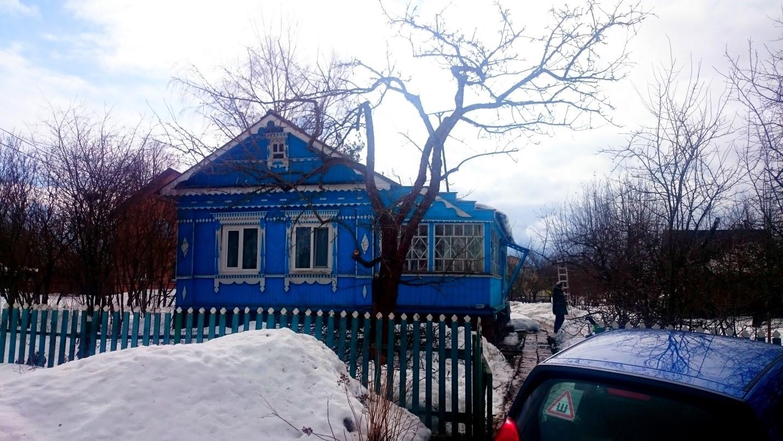 Снижение кроны и омолаживающая обрезка яблонь в Хотьково.