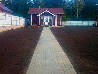 Проведение комплекса мероприятий по благоустройству территории в КП «Лесное Озеро»