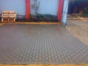 Устройство парковок